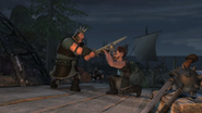 Dagur and Shattermaster are alive