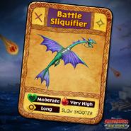Battle sliquifier