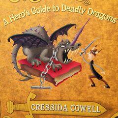 En una portada de Manual de Dragones Mortíferos