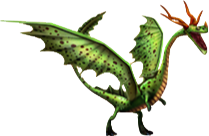 Dragons prb adult