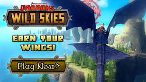 Dragons: Wild Skies
