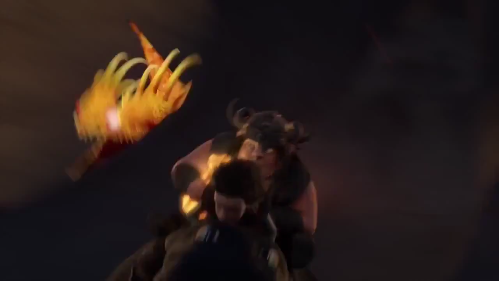 queen dragon in how to train your dragon