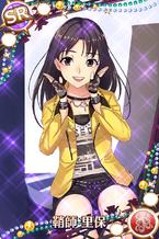 Sayashi RihoSR04