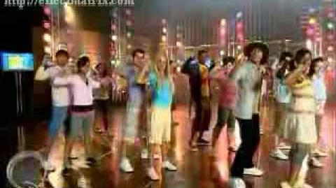 High school musical 2 - Dance along - Part 2