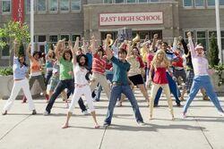 East High HSM2