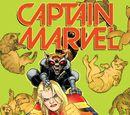Captain Marvel, volume 2