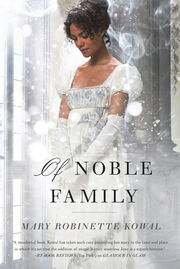Of Noble Family - cover