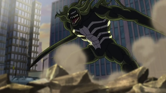 File:Venom-Skaar is looking to the team and spidey.png