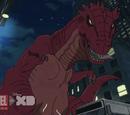 Spidey, I Blew Up the Dinosaur