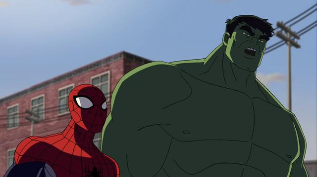 File:Hulk is talking to spidey.png