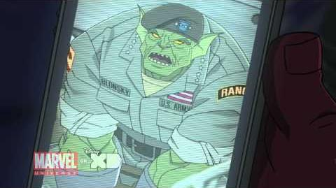 Marvel's Hulk and the Agents of S.M.A.S.H. Season 2, Ep. 24 - Clip 1