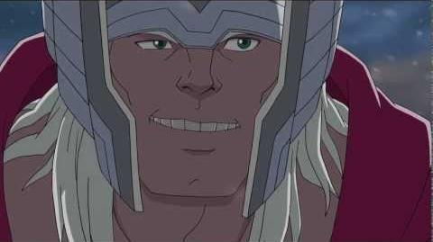 Marvel's Hulk & the Agents of S.M.A.S.H. Season 1, Ep. 8 - Clip 1
