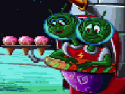 Two-Headed Martian