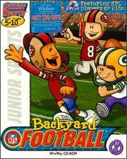 Backyard Football Cover
