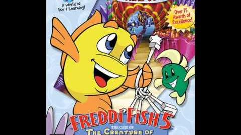 Freddi Fish 5 Music Nick's Knacks Songs