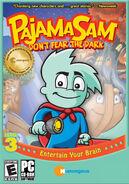 Pajama Sam Box Art 2008
