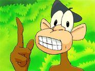 Rhyming Monkey Number Three
