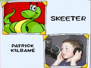 Skeeter and Patrick Kilbane
