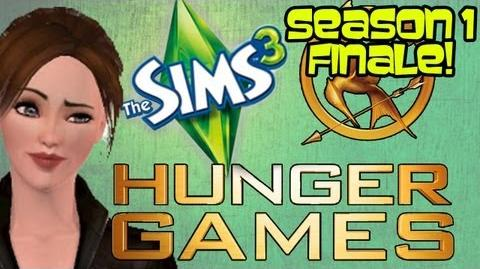 SIMS 3 HUNGER GAMES! THE FINALE! WHO WINS! FAIL CHALLENGE! 9