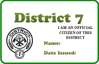 District 7 permit