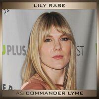 Commander Lyme