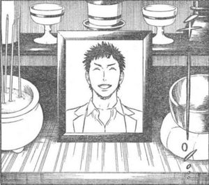 Chitose's Father