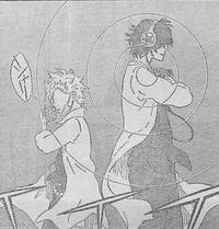 Haiji and Alan using Eureka