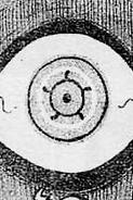 Dodomekis' eyes