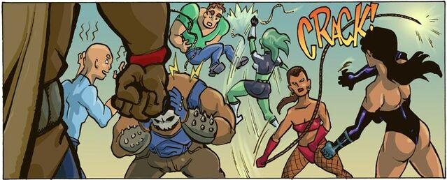 File:Bind, Lash and Phobia vs Bombshell, Titan and Phobia.JPG