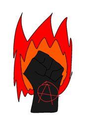 Powered Fist Logo