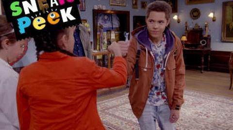 Hunter Street - New Nickelodeon Series - Max's New Family - Sneak Peek