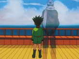 Gon and Ging predicting a storm