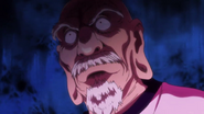 A shocked Netero