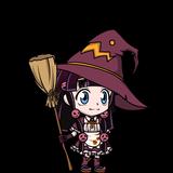 Alluka Halloween Ver Chibi