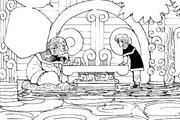 Special 1- Kurapika argues with Elder