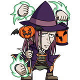Shoot Halloween Chibi