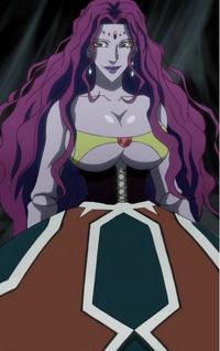 96 - Zazan as Ant Queen