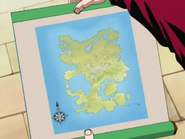 Greed Island Map