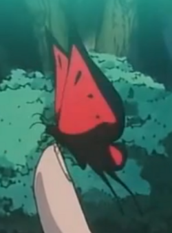 Hemotropic Butterfly 1999 Anime