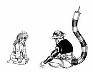 Chap 317 - meryem plays with komugi