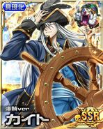 Kite - Pirate ver card