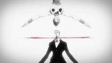 Hisoka killing Gotoh