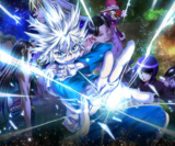Zoldyck Family - Legend of Assassination Family - LR++ Card - Profile version