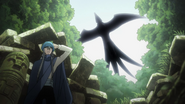 76 - Kite searches for Ging