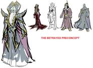 The Betrayer Concept Art 2