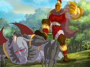 S2E27 Gar-Ghoul vs Myrmidon