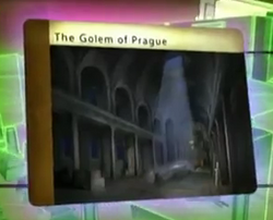 The Golem of Prague Mission