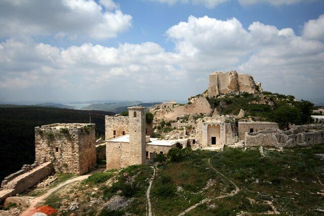 File:The-Citadel-of-Salah-Ed-Din.jpg