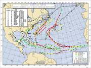 800px-2000 Atlantic hurricane season map