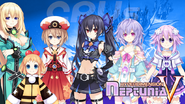 Neptunia v wallpaper 36 by karto1989-d5v2efl